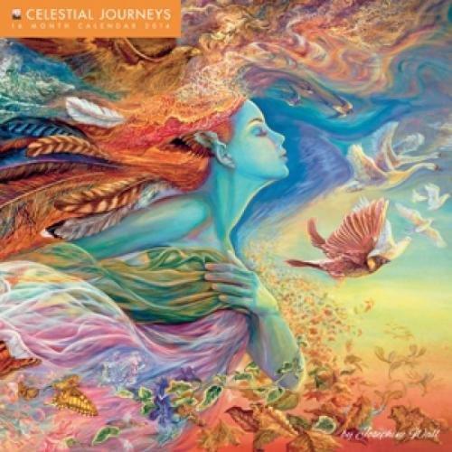 Celestial Journeys 2014 Calendar: With Glittered Cover