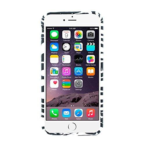 Phone case & Hülle Für iPhone 6 / 6S, Farbverlauf Blumen Muster TPU Fall ( SKU : S-IP6G-0119M ) S-IP6G-0119M