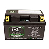 BC Lithium Batteries BCTZ10S-FP Motorrad Lithiumbatterie LiFePO4  YTZ10S YTX12-BS / YTX12A-BS YB12B-B2