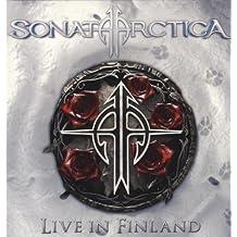 Live in Finland (weißes Vinyl + Poster im Gatefold) [Vinyl LP]