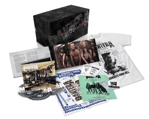 Cowboys From Hell (Ultimate Edition 3CD) (Limited Edition) by Pantera (2010) Audio CD