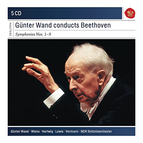 Gunter Wand Conducts Beethoven Symphonies 1-9