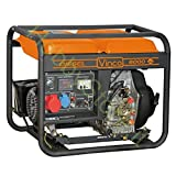 Generatore Di Corrente Diesel Vinco 5,0 Kw