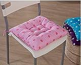 LIFECART weichem'Anti-Stress' Stuhlkissen Sitzkissen Kissen mit Polka Dots
