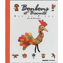 Bonbons et biscuits (livre-jeux)
