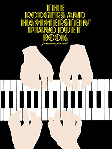 Rodgers & Hammerstein Piano Duet Book (Catalog No. 00312691)