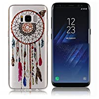 Samsung S8 Plus Case,Samsung Galaxy S8 Plus TPU Case,Samsung S8 Plus Cover,Case for Samsung Galaxy S8 Plus with 6.2 inch,Cool 3D Romantic Flower Animal Cartoon Design Pattern Rubber Frame Colorful Flexible TPU Soft Silicone Bumper Case Cover for Samsung S