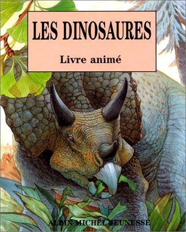 Les dinosaures : Livre animé
