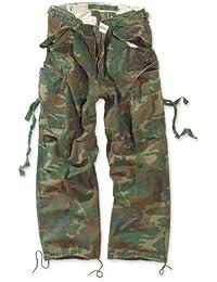 Surplus Herren Cargo Hose Vintage Fatigue Trousers