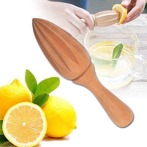 Wankd Lemon - Exprimidor de Limones de Madera de Haya