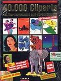 40.000 Cliparts mit Worterkennung und Spracheingabe, 2 CD-ROMs Für Windows 95/98. Mit schneller Suchwort-Eingabe über