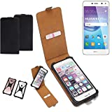 K-S-Trade Flipstyle Case for Huawei Y6 2017 Dual SIM