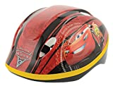 Disney Cars 3 Boy Safety Helmet, Red, 48-54 cm