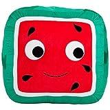 Kidrobot Yummy World XL Square Watermelon Plush by Kidrobot