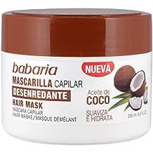 ACEITE DE COCO mascarilla capilar desenredante 250 ml