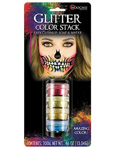 er Color Stack Make-up One Size Glitter ()