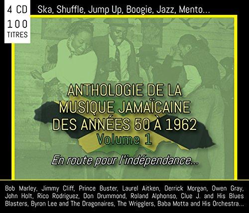 Anthologie de la musique jamaïcaine des années 50 à 1962 - Volume 1