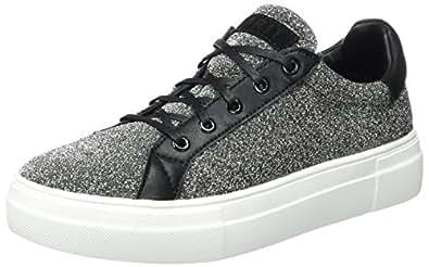 ESPRIT Damen Dasha LU Sneaker, Grau (Grey), 39 EU