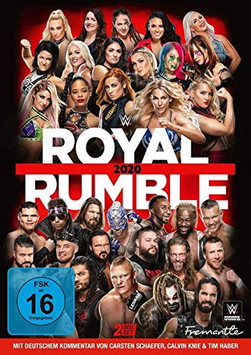 WWE - Royal Rumble 2020 [2 DVDs]