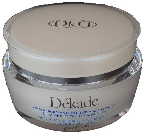 Skin Moisturiser for Normal-Dry skins Aloe Vera & Mono-Tahiti extracts by DKD
