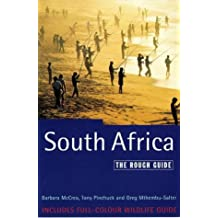 South Africa: The Rough Guide, First Edition (Rough Guides)