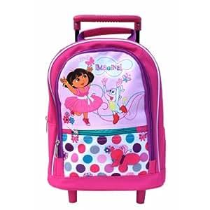 Petit trolley Dora l'exploratrice