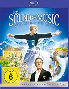 The Sound of Music - 45. Geburtstags-Edition [Blu-ray]