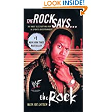 The Rock Says…