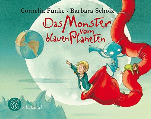 Preisvergleich Produktbild Das Monster vom blauen Planeten