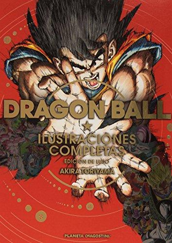 Dragon Ball Ilustraciones de lujo: Edición de lujo