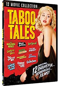 Taboo Tales - 12 Movie Collection [Import USA Zone 1]