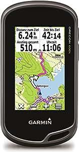 """Garmin Oregon 600t GPS Gerät  mit robustem 7,6 cm (3"""") Touchscreen, Bluetooth Datentransfer und Freizeitkarte von Europa"""