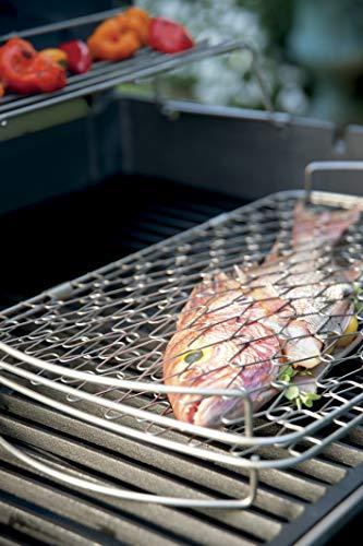 519ATLlcZ0L - Weber® Fisch- und Gemüsehalter, groß