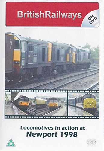britishrailways-on-dvd-locomotives-in-action-at-newport-1998-diesel-locomotives-at-newport-south-wal