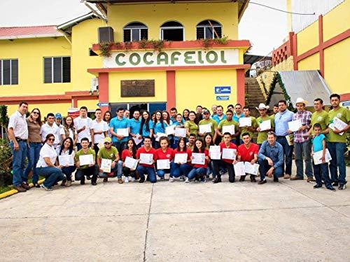 SUPERFLY – COCAFELOL Organic Bulletproof Coffee | 1000g Wholebean | Single Origin Arabica | Triple Certified Honduran Coffee