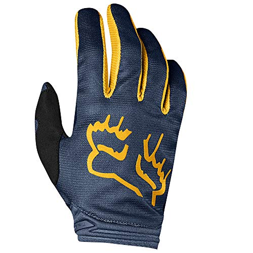 Gloves Fox Junior Lady Dirtpaw Mata Navy/Yellow Yxs