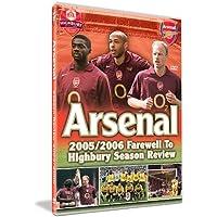 Arsenal - Season Review 05/06