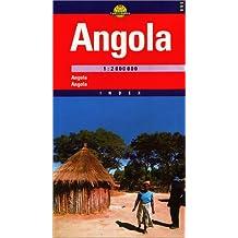 Carte routière : Angola, N° 6953