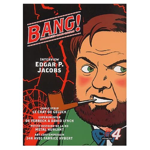 Bang ! numéro 4, octobre 2003 : Bande dessinée - Images - Actualité