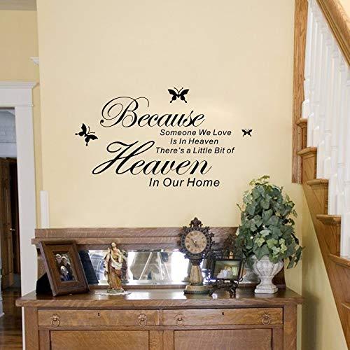 yiyiyaya Nehmen Sie es einfach Zitate Wandaufkleber Cute Little Bee Vinyl Wandtattoo Kunst Wandbild Tapete für Wohnkultur47 *78 cm (Sich Nehmen Bitte Sie Halloween Ein)