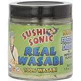 Sushi Sonic, real 100% Wasabi, a 1,5 oz (43 g) - Gran Sol del Este