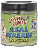 Sushi Sonic, Real 100% Wasabi, 1.5 oz (43 g) - Great Eastern Sun - Qty 1