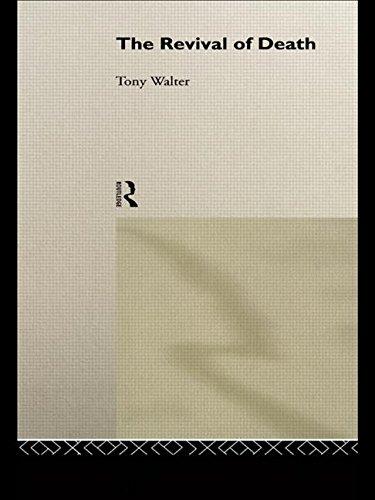 The Revival of Death por Tony Walter