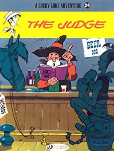 "Afficher ""Lucky Luke n° 24 The judge"""