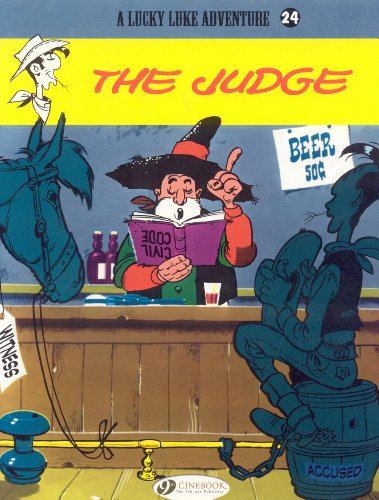 Lucky Luke - tome 24 The judge (24)