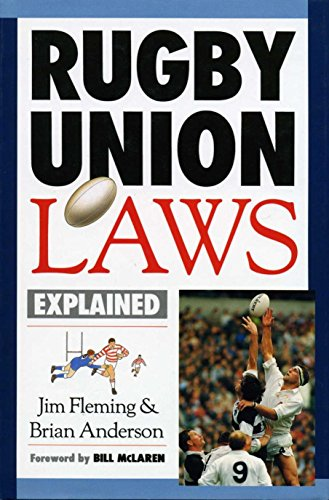 Rugby Union Laws Explained by Brian Anderson (29-Aug-1991) Hardcover