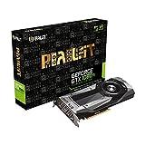 Palit GeForce GTX 1080 Ti NEB108T019LCF  Grafikkarte (11 GB Speicherkapazität) grau