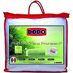 Dodo Proneem Couette 200 x 200 cm Chaude Synthétique Anti-Acariens