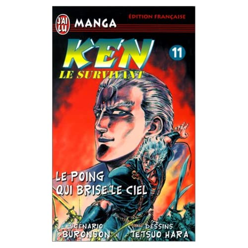 Ken le survivant, tome 11 : Le Poing qui brise le ciel