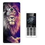 003296 - Lion king of animals photo Design Microsoft Nokia